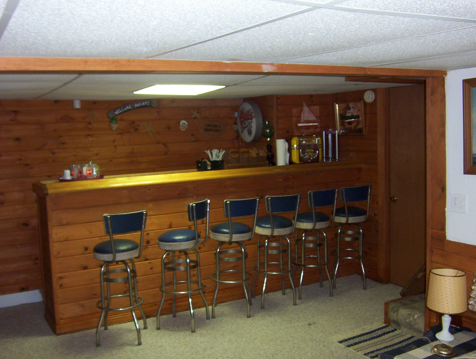 Superior Basement Bar Ideas