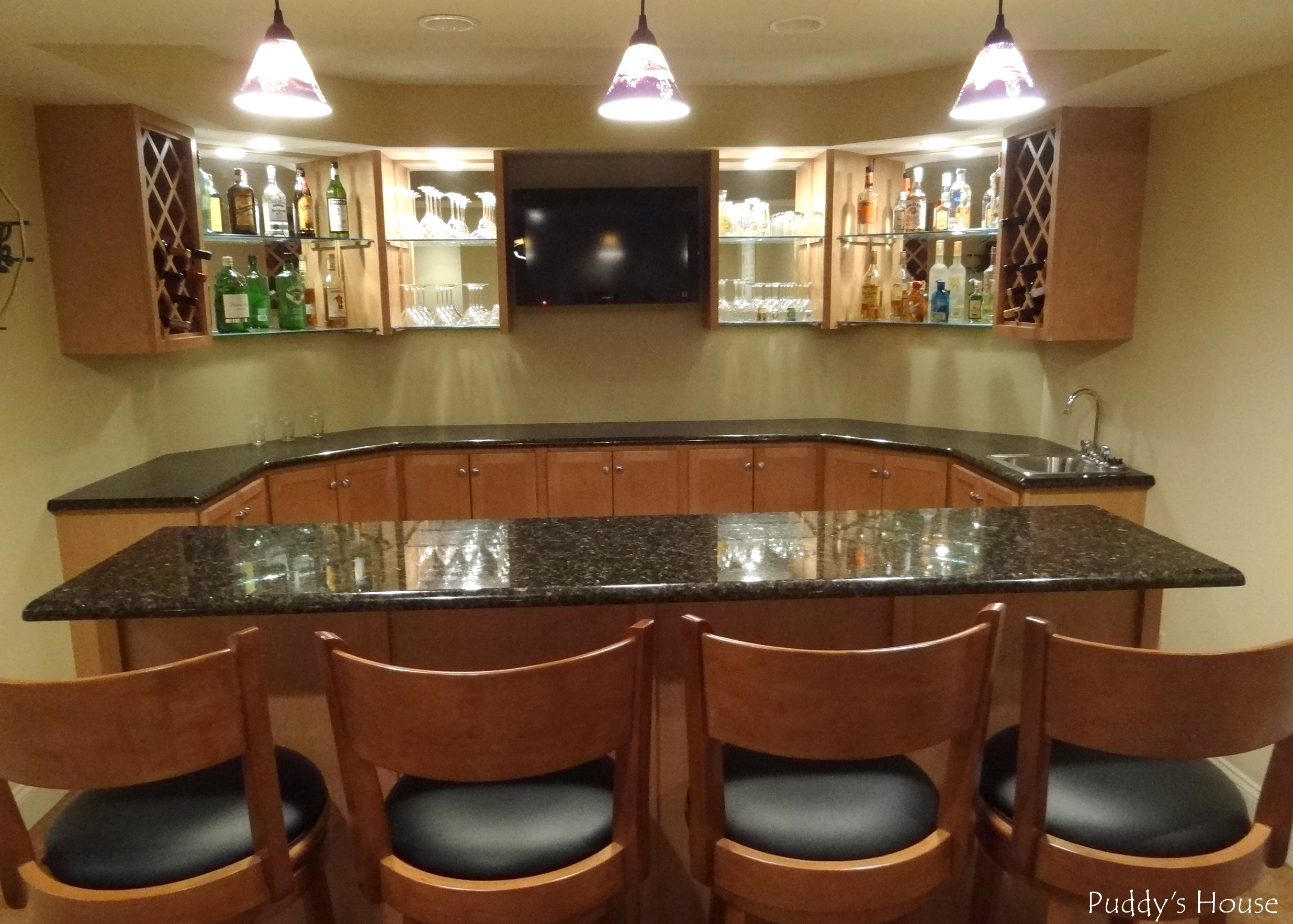 Unique Home Bar Ideas Basement Bar Ideas